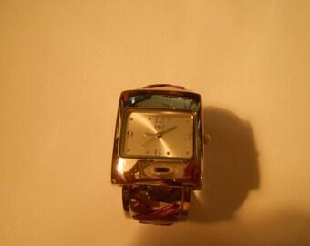 l.e.i. ladies bracelet watch
