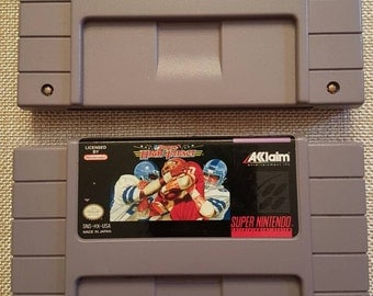 Snes - NHL 97 and Super High Impact