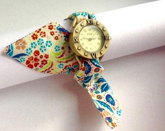 Liberty Print cotton lawn Watch