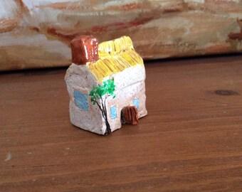 Tiny fairy cottage