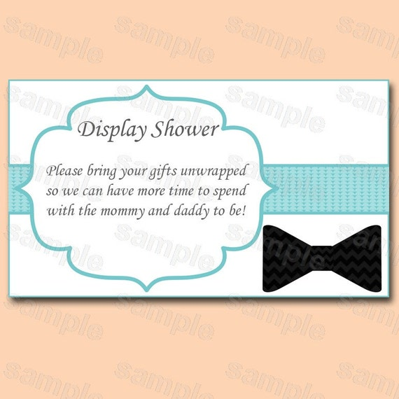 Display Baby Shower: For Baby Shower Invitation Boy Display Shower Bring Your Gifts