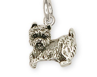 Westie West Highland White Terrier Charm Dog Jewelry  WT10-C