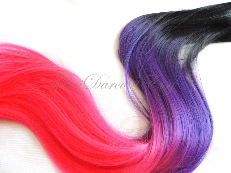 Peekaboo highlights clip in extensions hair streaks clip in zoom pmusecretfo Choice Image