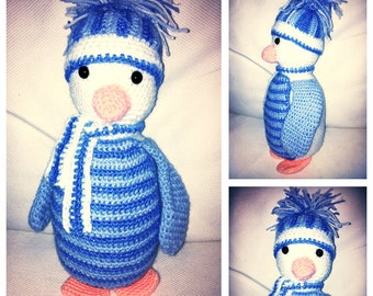 Penguin Softie (Made to Order)