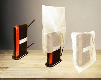 """SIGNAL TAMER™ - Shielding Pouch for Wi-Fi Routers, Reduces Radiation Emission. Regular Size 10"""" x 16""""."""