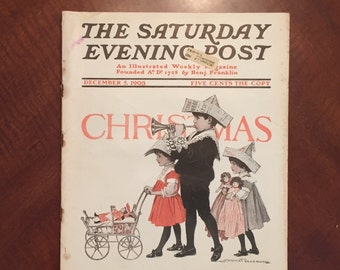 Saturday Evening Post, December 1903