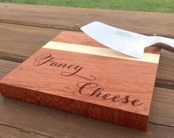 Fancy Cheese Board (cutting board, cheese, wine and cheese, housewarming)