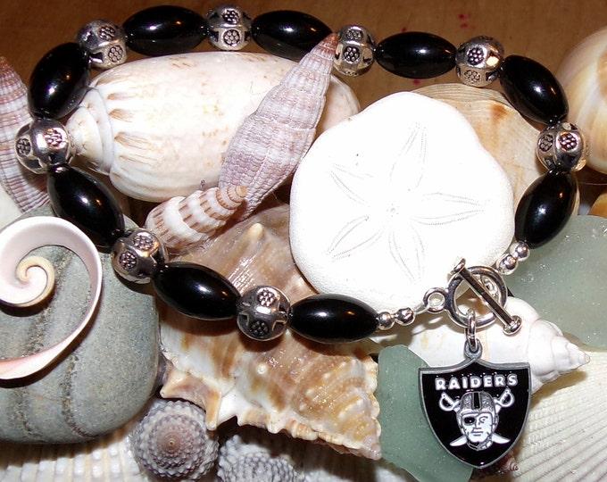 Raiders Bracelet