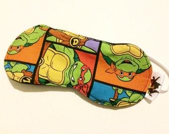 Teenage Mutant Ninja Turtles Sleep Mask