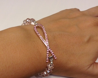 Breast Cancer Awareness Bracelets