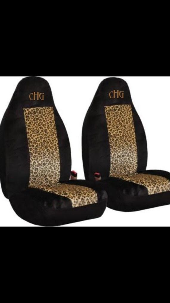 Universal Cheetah Car Seat Cover - 54.6KB