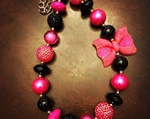 BLACK & PINK *Custom Listing for Laura only