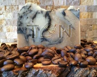 Cedarwood & Coffee Soap