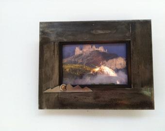 Mountain Colorado Picture Frame 5x7