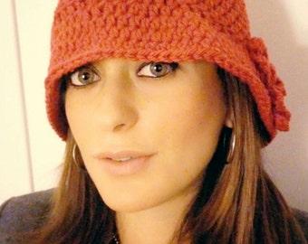 Cloche '20s - crochet hat