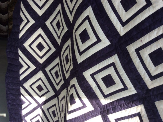 Quilt Pattern Diamonds In The Deep : Quilts by the Bay - Nova Scotia Quilts by the Bay - Nova Scotia - Quilt Store