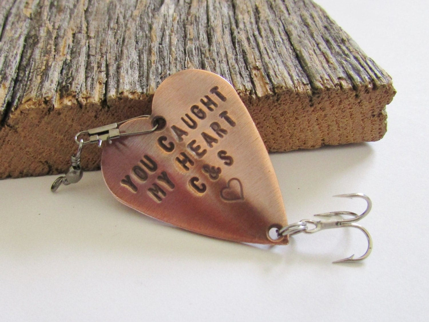 Valentine gift for him fishing lure boyfriend gift husband for Fishing gifts for him
