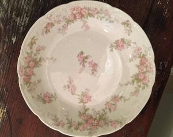 Half Price Haviland Sale - Antique Haviland Limoges Fruit Bowl - Collectible China - Shabby Chic - Cottage Style - Tea Party - France - R