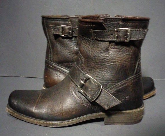 Excellent Harley-Davidson Womenu0026#39;s Arcola 7-In Motorcycle Boots. Ash Grey Or Brown D83845 | EBay