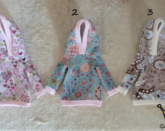 Littlefee (YOSd) hoodies. 3 new colours!