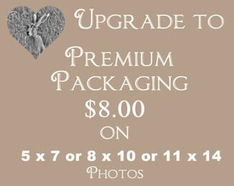 Premium Packaging Upgrade