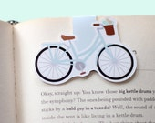 Bicycle Magnetic Bookmark (Jumbo)