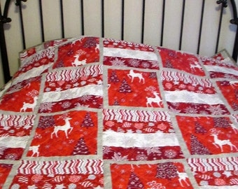 Christmas Quilt (385)