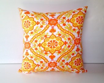 Cushion cover Vintage fabric Boho Hippie pillow style
