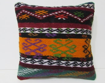 decorative pillow couch 18x18 kilim pillow sets kilim pillow case decorative pillow case living room decorating colorful pillow cover 25715