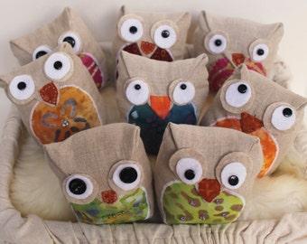 Pincushion - Little Owl Pincushion