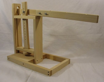 Dutch Style Cheese Press with Whey Drainage Tray/Insert