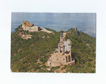 Vintage Majorca Postcard (Felanitx - San Salvador) - Spain 1973 - P15
