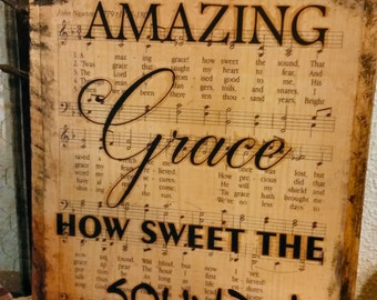 Beautiful Amazing Grace