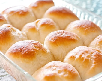 Not Just for the Holiday- Anytime Delicious Yeast Bread - (Whole Loaves or Rolls)