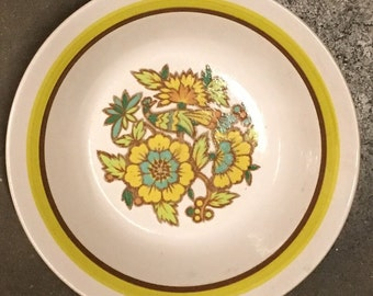 Vintage Serving Bowl 1960's - 70's approx 10""