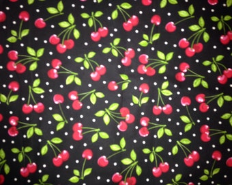 Dog bandana, cherry delight