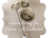 Custom order for Tricia Marchand