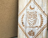 Night Owl Dremel - Barn Board