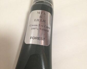 FOREST, Eye Color, Green Eye Shadow, Cream Eye Shadow 0.37oz
