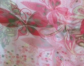 SALE - Silk scarf