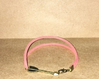 Arrow Charm Bracelet