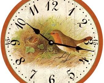 Robin Clock