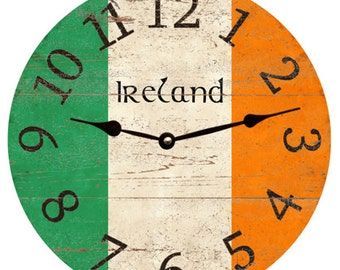 Irish Clock