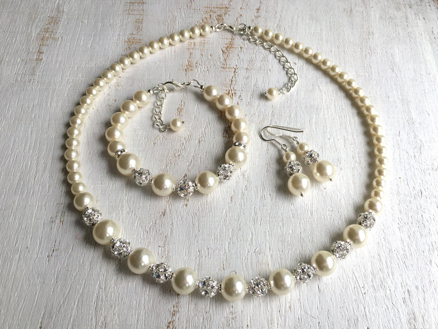 Mother Of The Groom Gift: Mother-of-the-Bride Jewelry Set Mother-of The-Groom Gift From