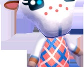 Chevre the Goat from Animal Crossing