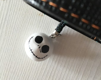 Jack Skellington (Nightmare before Christmas) Planner Charm