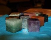 Gemstone Cubes