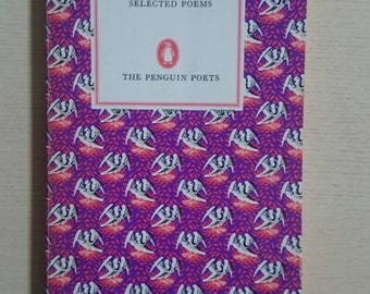 D.H. Lawrence, Selected Poems, The Penguin Poets Vintage Paperback 1970