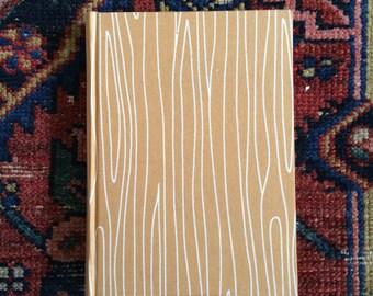 7x5 Woodgrain Journal
