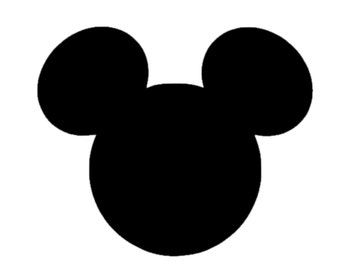 Mickey Mouse Head Disney Magic Band Decal | Disney Decal | Disney Mickey Head Decal | Disney Magic Band Mickey Mouse Sticker | Mickey Mouse